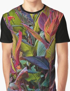 Colourful leaves Graphic T-Shirt
