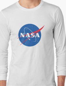 old retro nasa Long Sleeve T-Shirt