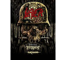 SLAYER Photographic Print