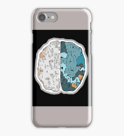 an idea sparked iPhone Case/Skin