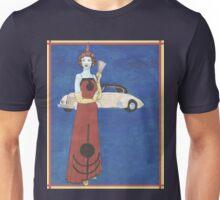 Art Deco Bete Noir Unisex T-Shirt