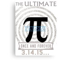 pi day Canvas Print
