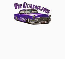 1955 Buick Roadmaster - Purple 5 Unisex T-Shirt