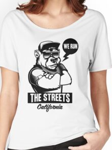 The Streets California Women's Relaxed Fit T-Shirt