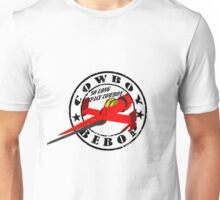 Cowboy Bebop - Swordfish (Old Stamp Style) Unisex T-Shirt