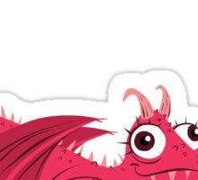 ConTessa Dragon Design Sticker