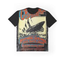 SINKING SHIP Graphic T-Shirt