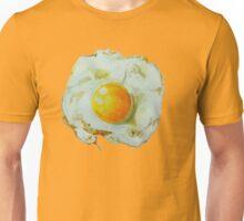 fried egg watercolor Unisex T-Shirt