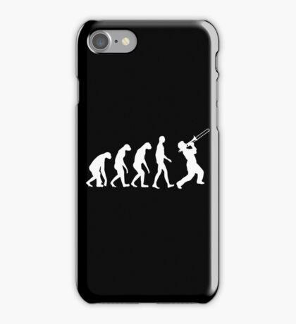 Trombone Evolution iPhone Case/Skin