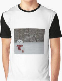 Coca Cola Polar Bear Graphic T-Shirt