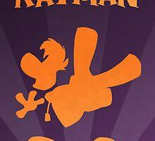 Rayman by Riley5