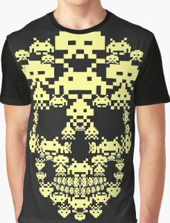 ARCADE SKULL Graphic T-Shirt