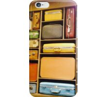 Traveler Theme -  By Starbucks IAD iPhone Case/Skin