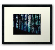 Trees Series  Framed Print