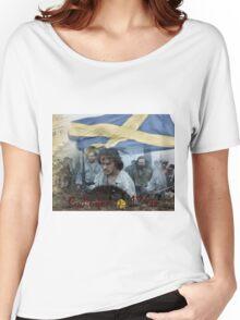 Outlander/Jamie Fraser/Culloden Women's Relaxed Fit T-Shirt
