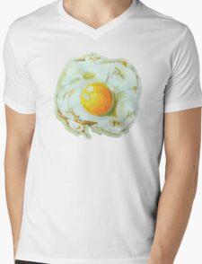 watercolor egg v2 Mens V-Neck T-Shirt