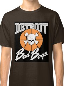 The Detroit Bad Boys (Pistons) Classic T-Shirt