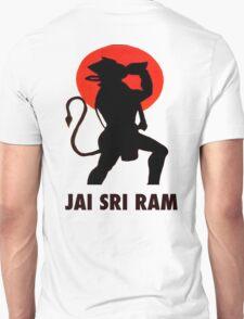 Jai Sri Ram - Hanuman T-Shirt