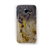 Peeling Paint Abstract Samsung Galaxy Case/Skin