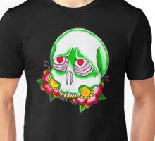 Little Green Skull Unisex T-Shirt