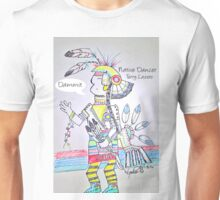 Native Dancer Cartoon Unisex T-Shirt