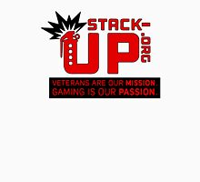 Stack Up Veterans Are Our Mission Unisex T-Shirt