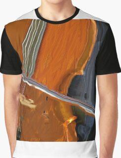 CONTEMPORARY CELLO DESIGN Graphic T-Shirt