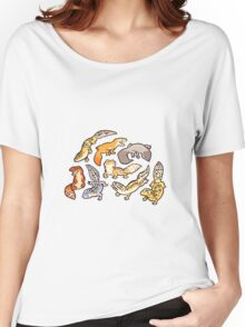 chub gecko babies Women's Relaxed Fit T-Shirt