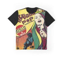 MIAMI POP FESTIVAL CLASSIC POSTER Graphic T-Shirt