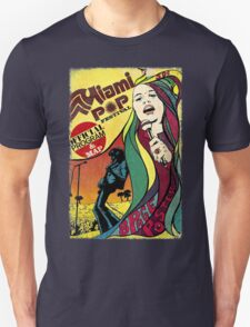 MIAMI POP FESTIVAL CLASSIC POSTER Unisex T-Shirt