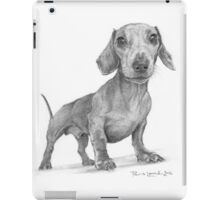 Max the Dog iPad Case/Skin