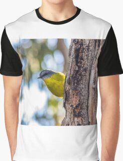 Eastern Yellow Robyn Graphic T-Shirt
