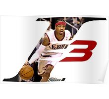 Iverson The Answer Poster