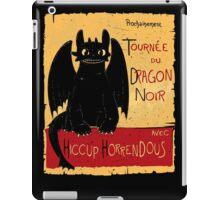 Dragon Noir iPad Case/Skin