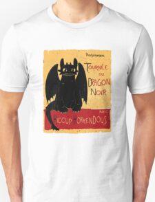 Dragon Noir Unisex T-Shirt