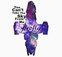Serenity Firefly Galaxy and Quote Unisex T-Shirt