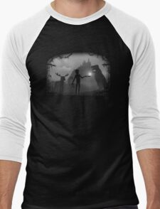 Different World Men's Baseball ¾ T-Shirt