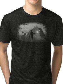 Different World Tri-blend T-Shirt