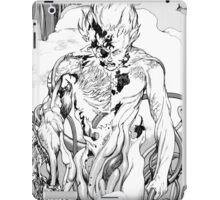 TETSUO MANGA CAP iPad Case/Skin