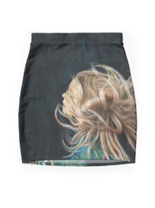 Eventide Mini Skirt