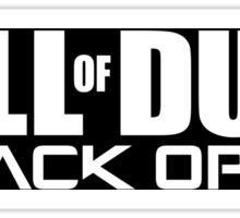Cod black ops 3 Sticker