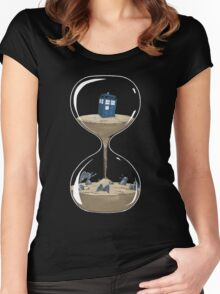 Out of Time Women's Fitted Scoop T-Shirt