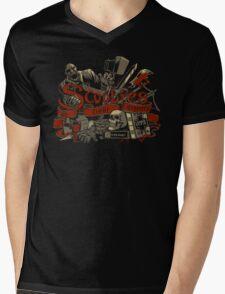Scoobies Mens V-Neck T-Shirt