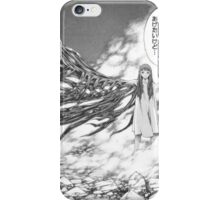 Riful from Claymore iPhone Case/Skin