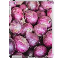 Onions iPad Case/Skin