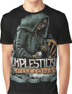 Rumplestiltskin Graphic T-Shirt