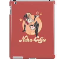 Nuka Coffee iPad Case/Skin