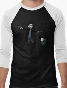 Leon and Mathilda Men's Baseball ¾ T-Shirt