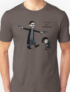 Leon and Mathilda Unisex T-Shirt