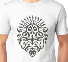 Designer Totenkopf T-Shirts / Maori 1  Unisex T-Shirt